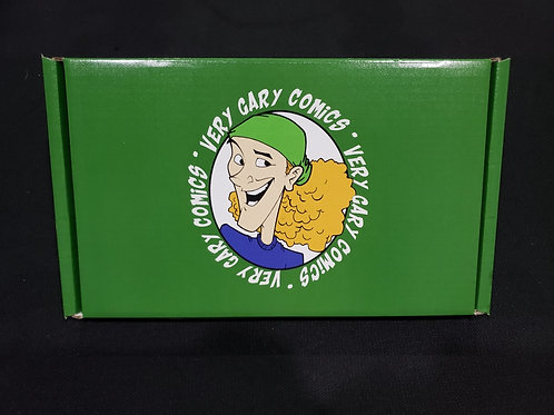 Very Gary Comics Box