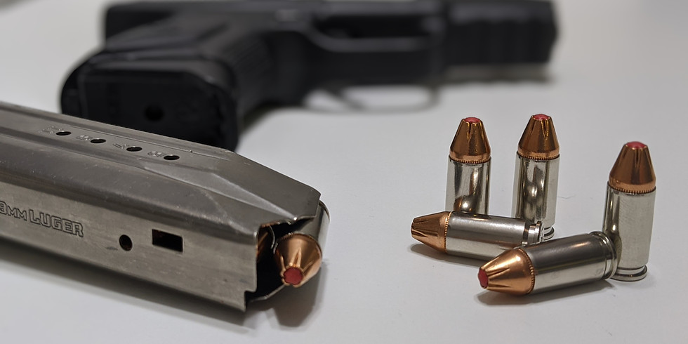 Concealed Carry Permit Class
