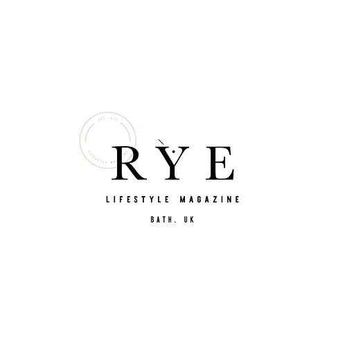 Rye Logo I - Cocktail logo- Magazine Logo
