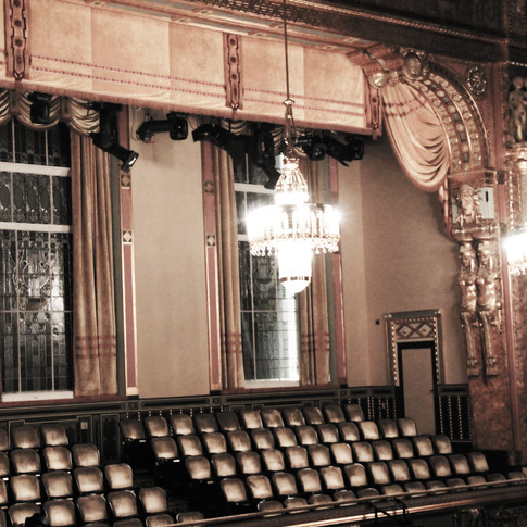 Art Nouveau Theater