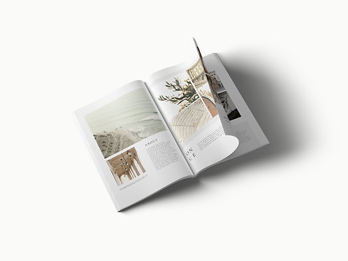 Photography Booklet Template