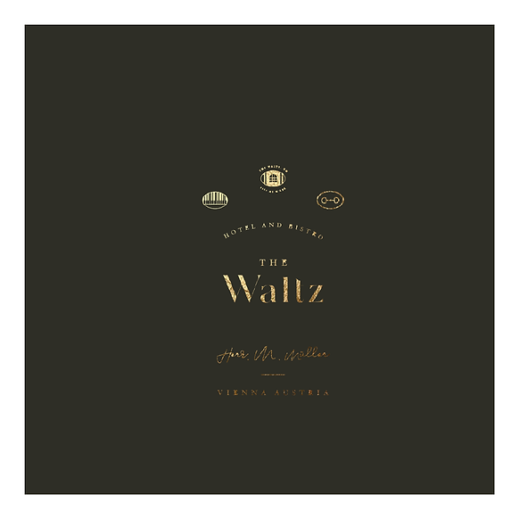 Vienna Luxury Logo Design