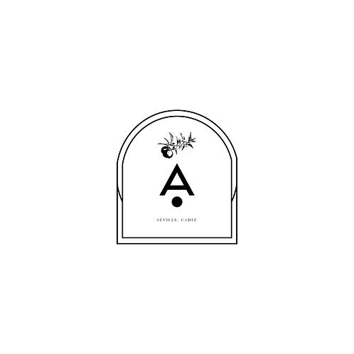 Monogram Orange Branch Logo