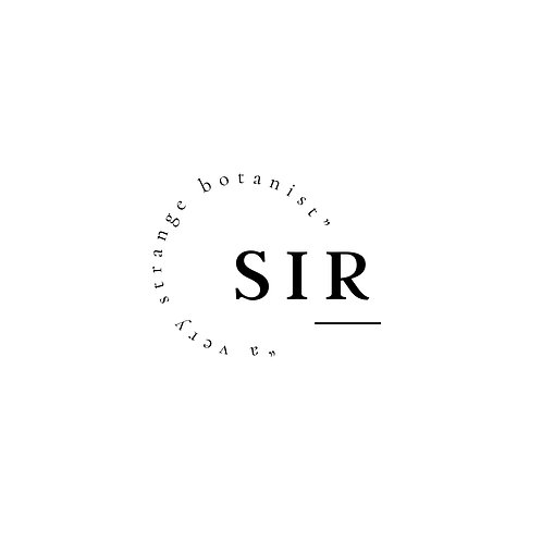 Australia Logo III- pre made minimal typography logo