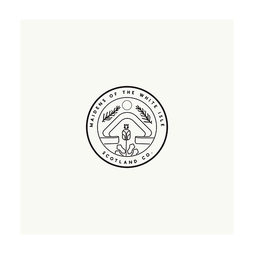 Scotland logo, modern logo design, gin logo, England logo, British logo