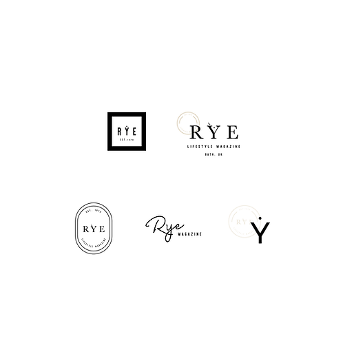 Rye Logo Collection