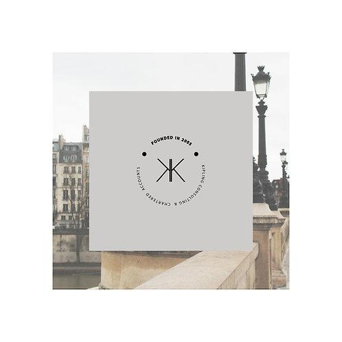 Minimal Letter Logo