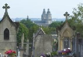Visites culturelles du cimetière La Salle à St Symphorien