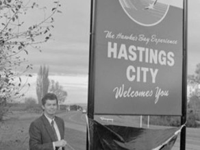 "Hastings awarded ""Most Beautiful Town"", but who knew the history...?"