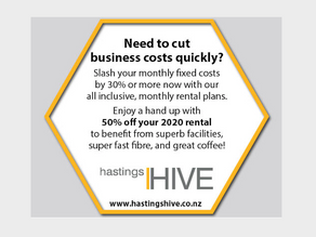 Three ways to cut business costs now...!