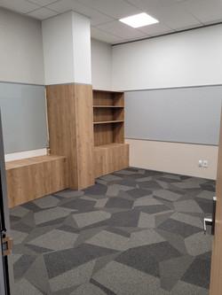 i-office 11 ready for four desks.