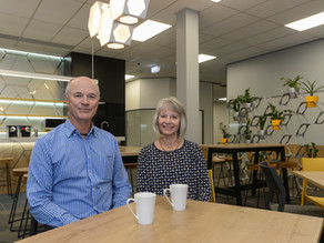 Hawkes Bay Today article on Hastings HIVE launch