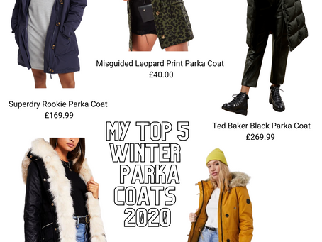 This Season Autumn/Winter 2020 Trends!