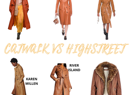 3 FASHION MUST HAVES FOR AUTUMN/WINTER 2020