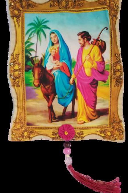 Estandarte Sagrada Família