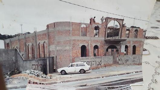 Construção da Igreja
