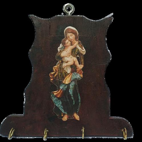 Porta Chave | Nossa Senhora Desatadora de Nós