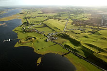 Aerial Photograph of Offaly
