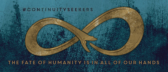 """Humanity"" Ouroboros Sticker"