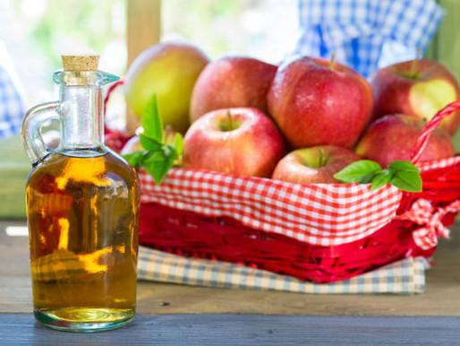 Ябълковият оцет намалява апетита и холестерола