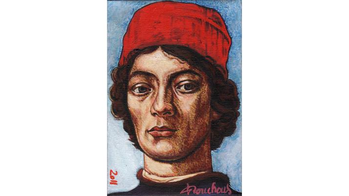 FILIPPINO LIPPI - Portrait