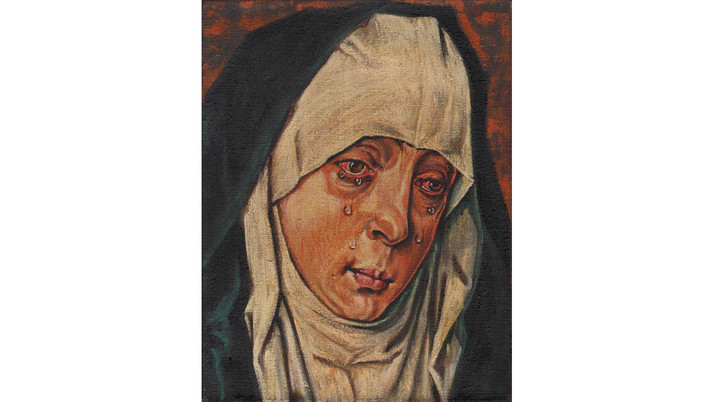DIRK BOUTS (1415-1475) - Mater Dolorosa
