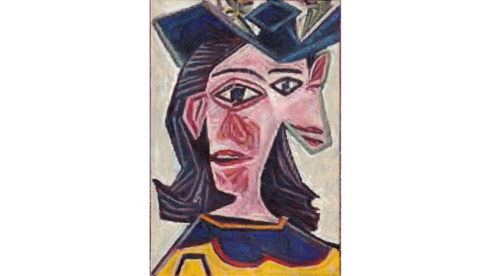 Picasso - Dora