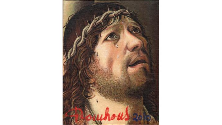 ANTONELLO DA MESSINA (1430-1479) - Christ à la colonne