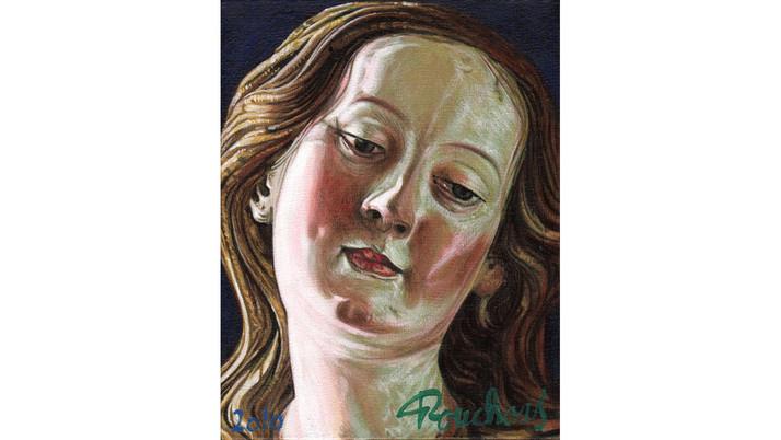 GREGOR ERHART (1470-1540) - Marie-Madeleine