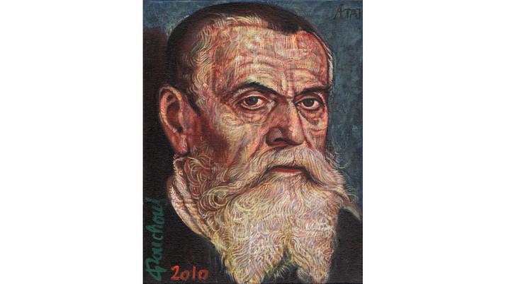 LUCAS CRANAC L'ANCIEN (1472-1553) - Autoportrait