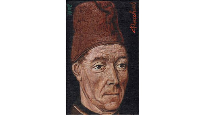 DIRK BOUTS - Portrait.