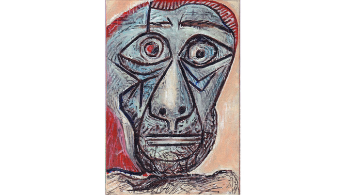 Pablo Picasso - face à la mort