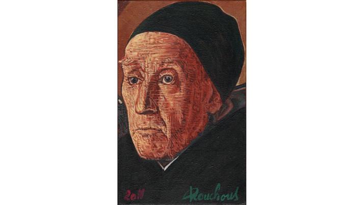 GIOVANNI BELLINI (1425-1516) - Saint Dominique