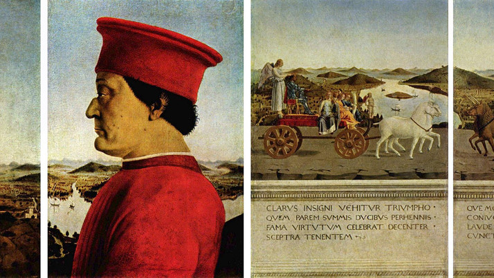 PIERO DELLA FRANCESCA (1412-1492).