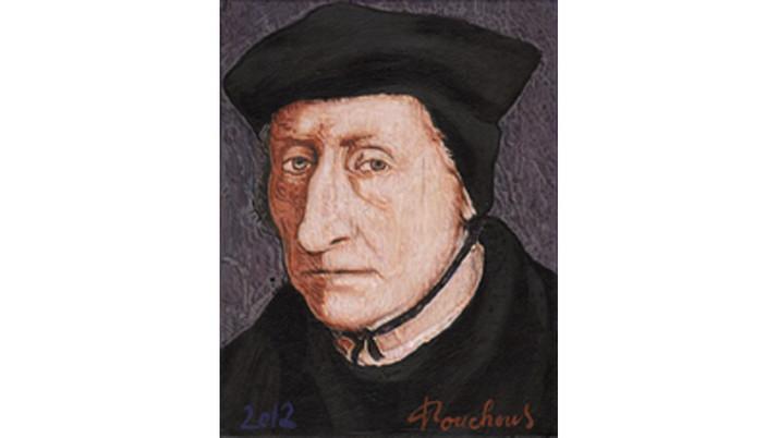 Clouet - Guillaume Budé (1536)