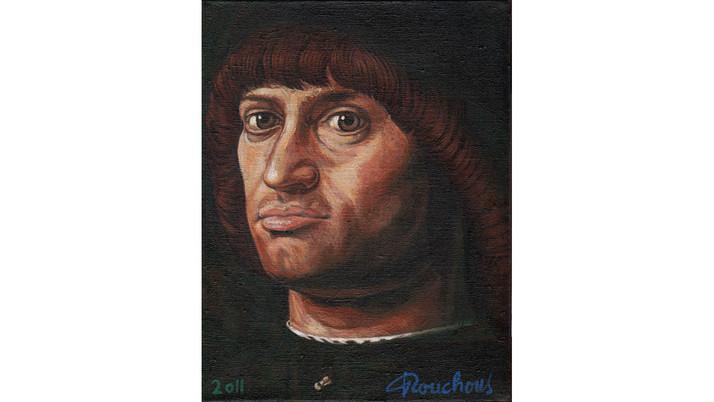 ANTONELLO DA MESSINA - Condottiere