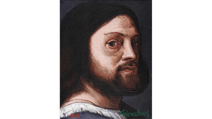 "Titien - ""L'Arioste"" (1507)"
