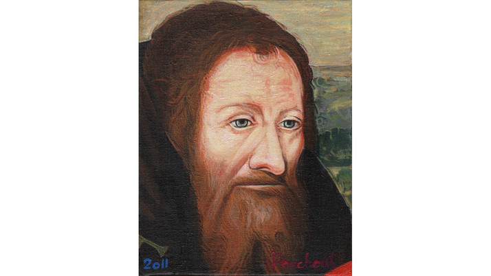 JEROME BOSCH (1453-1516) - Saint Antoine