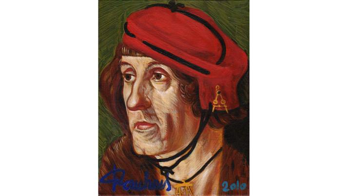 """Grien (1484-1545) - """"von Lowenstein"""""""