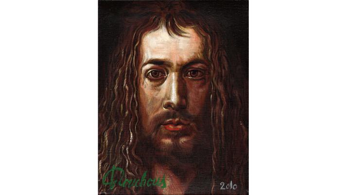 ALBRECHT DURER (1471-1528) - Autoportrait