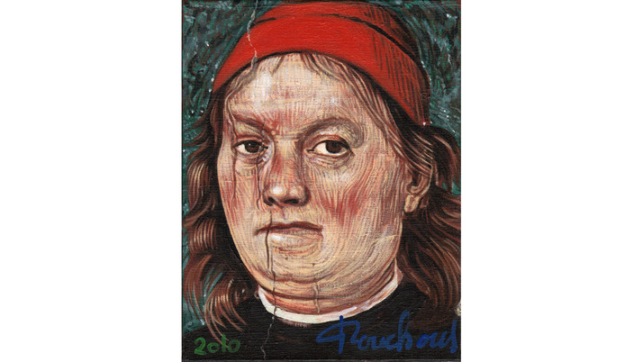 LE PERUGIN (1448-1523) - Autoportrait
