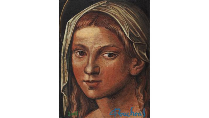 "Le Corrège (1489-1534) - ""Catherine"""