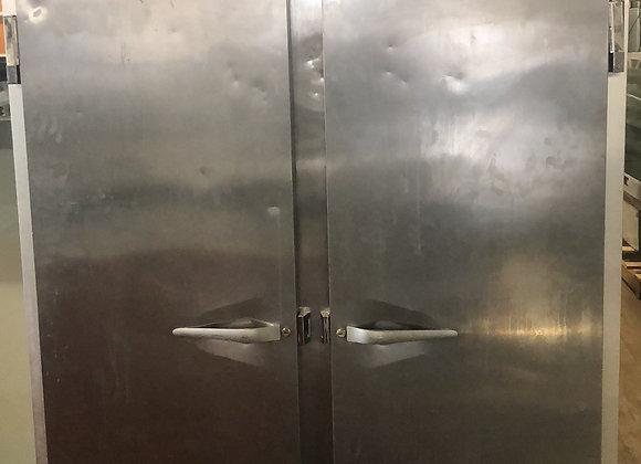 USED TRAULSEN G22010 2 DOOR STAINLESS REACH IN FREEZER