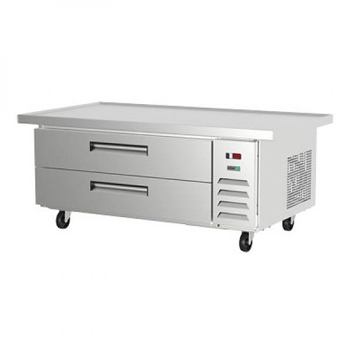 """ASBER ACBR-52-60 60"""" EXTENDED TOP REFRIGERATED CHEF BASE"""