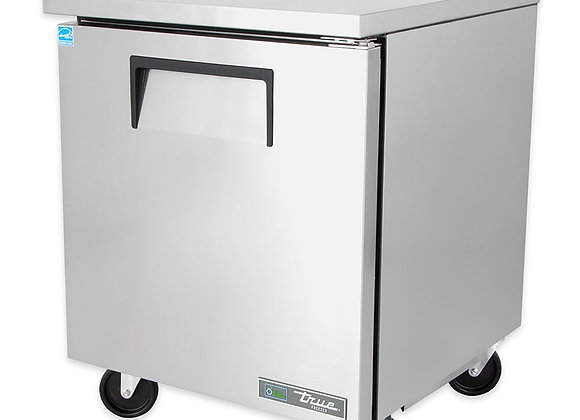 True TUC-27F-HC 6.5-cu ft Undercounter Freezer w/ (1) Section & (1) Door, 115v