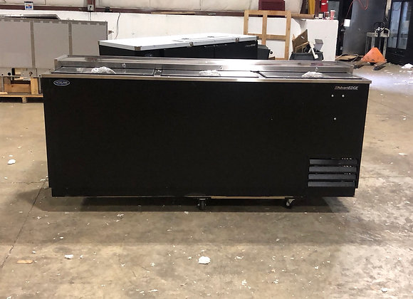 """NORLAKE BC80 80"""" COMMERCIAL REFRIGERATED BOTTLE COOLER SCRATCH AND DENT"""