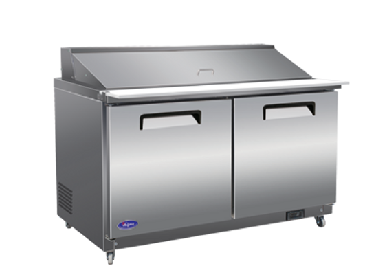 Valpro Commercial Refrigeration VP60SM Refrigerated Counter, Mega Top Sandwich /