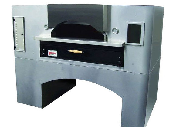 Marsal WF-60 Commercial Gas Single Pizza Deck Oven