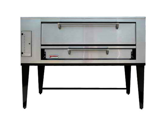 Marsal SD-660 Commercial Gas Single Pizza Deck Oven