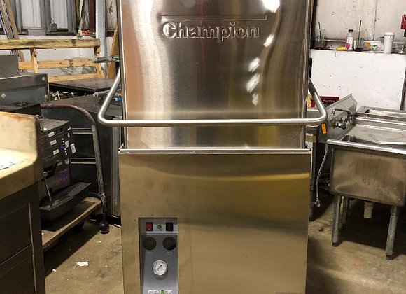 CHAMPION DH500 DOOR TYPE COMMERCIAL DISHWASHER SCRATCH AND DENT